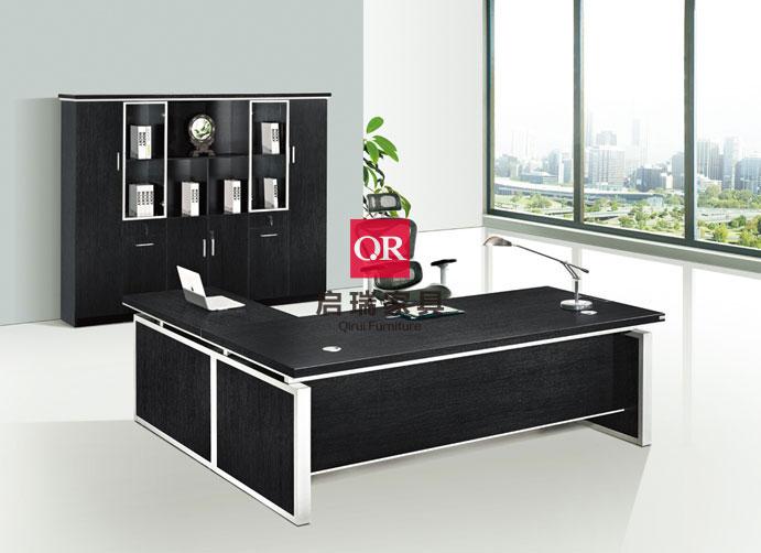 全板式办公台/广州家具厂/广州办公家具厂订做bqr